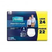 ROUPA INTIMA PLENITUD PROTECT PLUS G/XG L24 PG 22