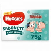 SABONETE T.MONICA HUGGIES 75G SUAVE
