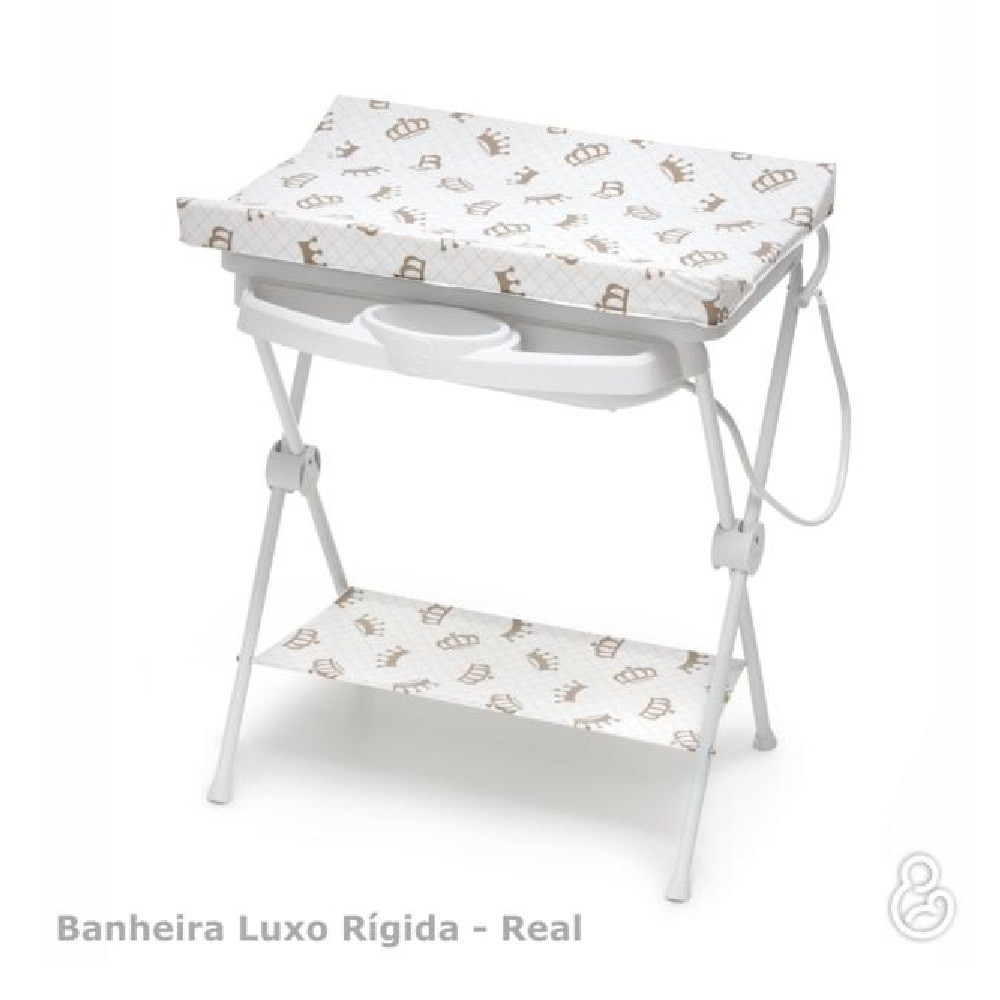 BANHEIRA GALZERANO LUXO RIGIDA 7015 REAL  - Ruth Fraldas