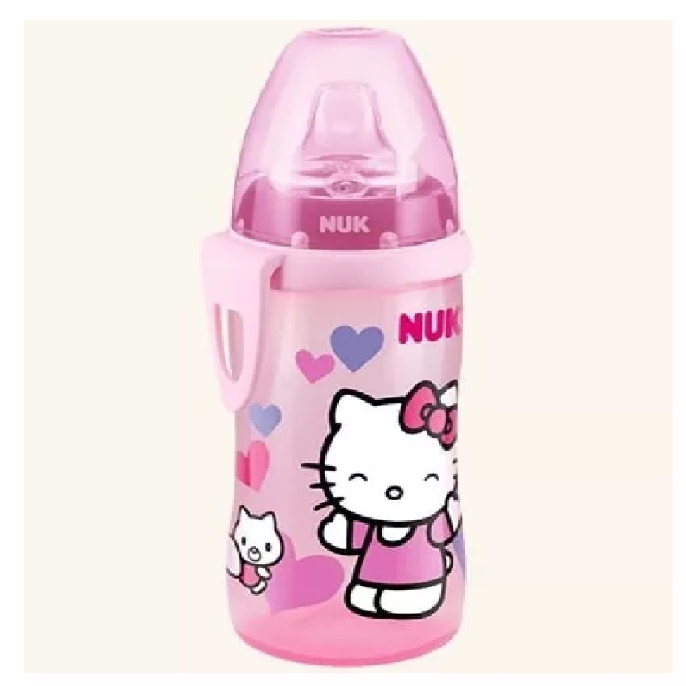 COPO ACTIVE CUP NUK FC HELLO KITTY 300ML  - Ruth Fraldas