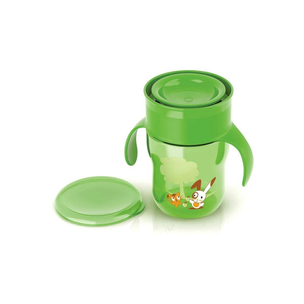 COPO NATURAL PHILIPS AVENT 260 ML VERDE  - Ruth Fraldas