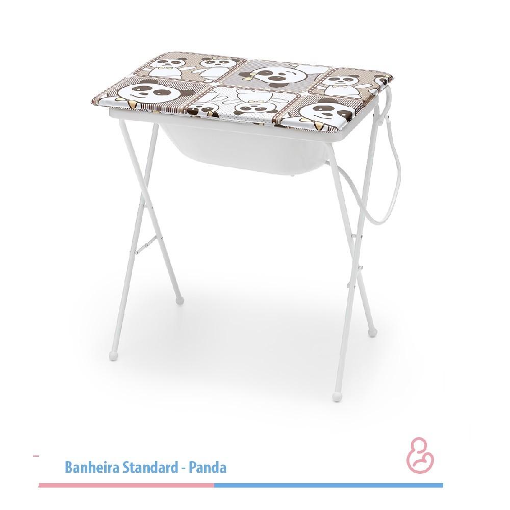 BANHEIRA GALZERANO STANDARD II 7080 PANDA  - Ruth Fraldas