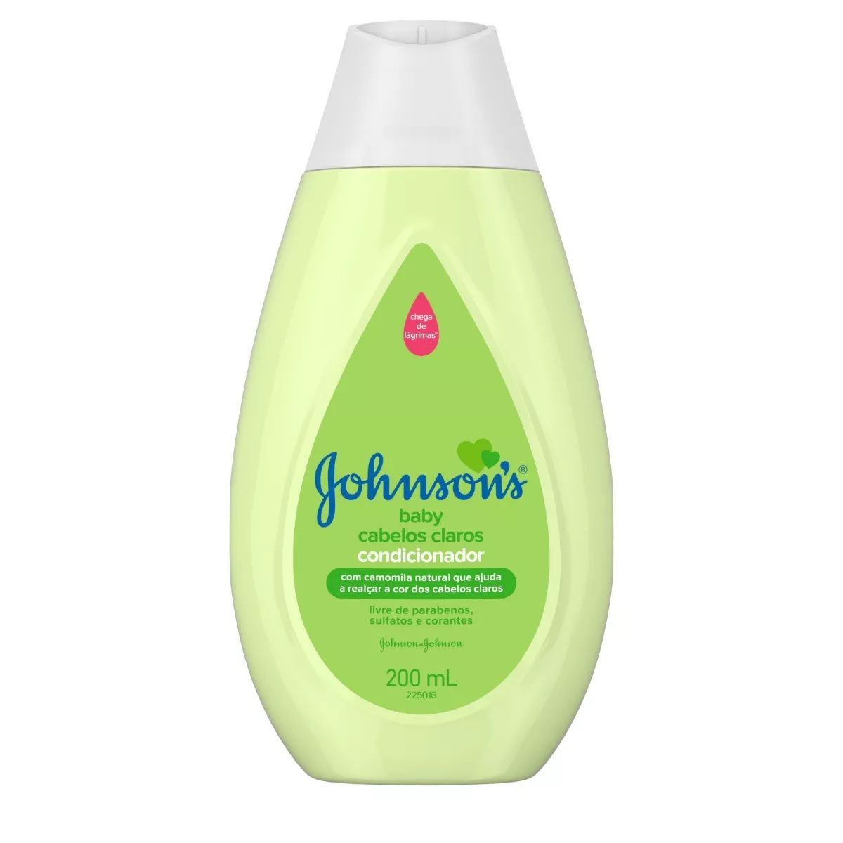 CONDICIONADOR JOHNSONS CABELOS CLAROS 200 ML  - Ruth Fraldas