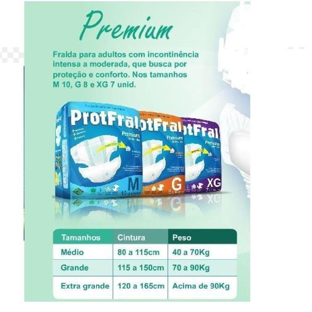 FRALDA GER.PROTFRAL PREMIUM XG 5 PCT. C/20 CXF  - Ruth Fraldas