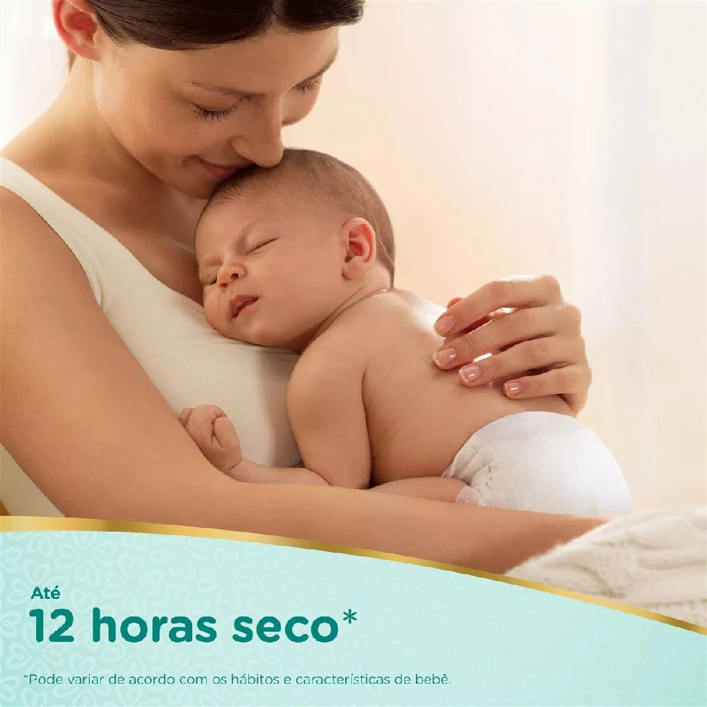 FRALDA PAMPERS PREMIUM CARE M C/34  - Ruth Fraldas