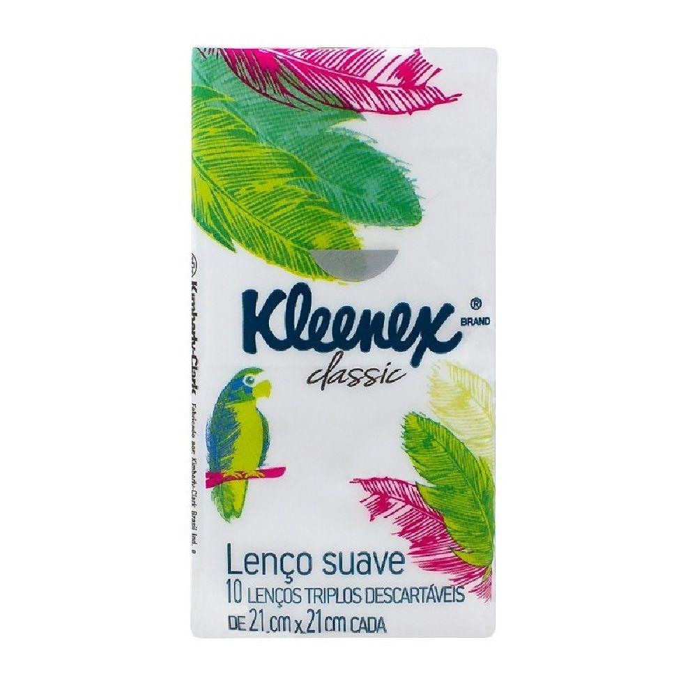 LENCOS DE PAPEL KLEENEX C/10-BOLSO  - Ruth Fraldas