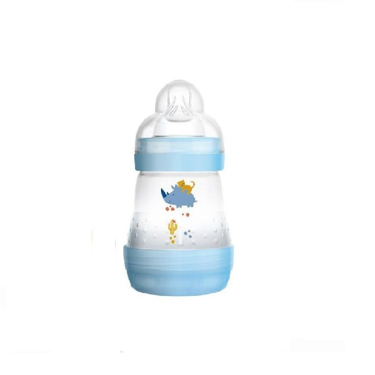 MAMADEIRA MAM FIRST BOTTLE AZUL 160 ML  - Ruth Fraldas