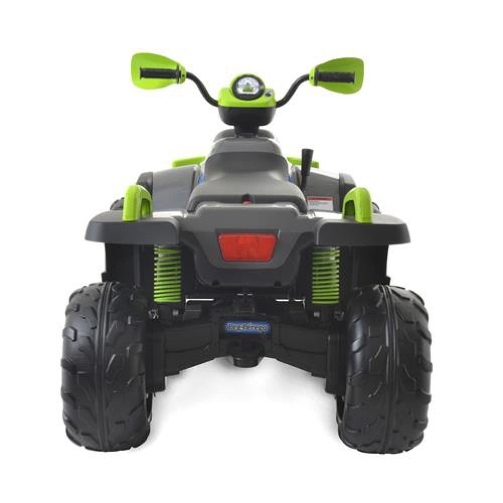 POLARIS SPORTSMAN BURIGOTTO 700 TWIN-NEW LIME 12V  - Ruth Fraldas