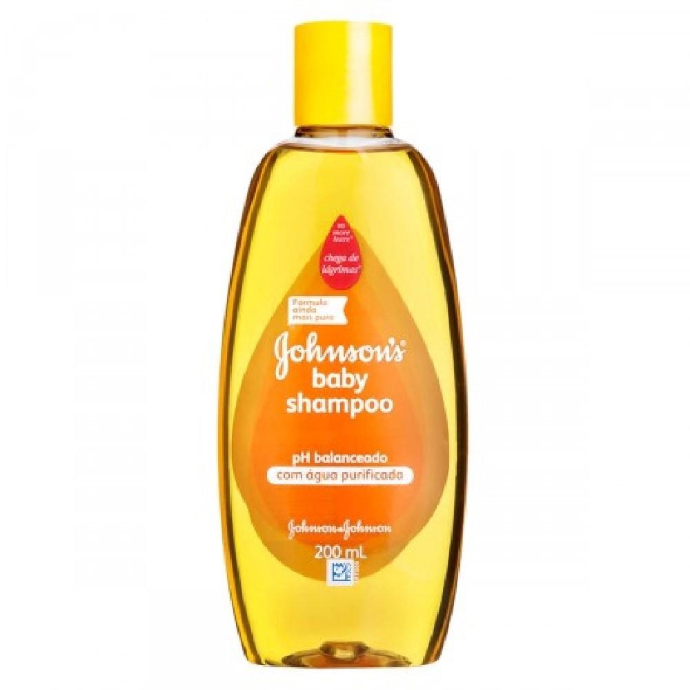 SHAMPOO JOHNSONS REGULAR 200 ML  - Ruth Fraldas