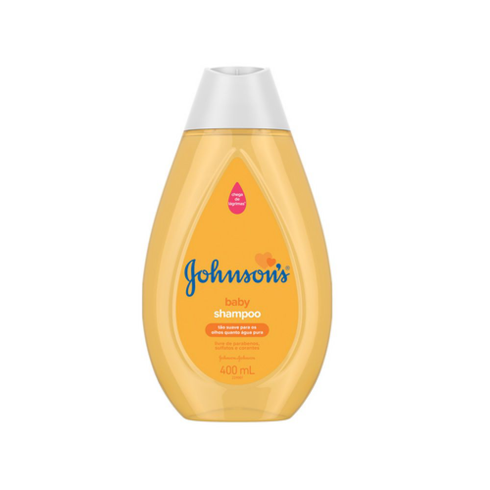 SHAMPOO JOHNSONS REGULAR 400 ML  - Ruth Fraldas