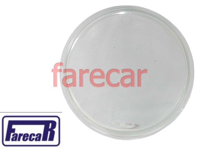 Lente Vidro Farol Milha Neblina Ford Ecosport 2003 a 2011  Ranger 2005 A 2011 - 2006 2007 2008 2009 2010 2011  - Farecar Comercio