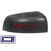 capa preta lado direito do espelho retrovisor Ford Ranger 2013 2014 13 14