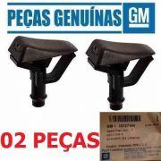 02 Brucutu Esguicho Lavador Para-brisa Blazer S10 Original