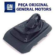 Coifa Alavanca Câmbio Original GM 98500426 Onix Novo Prisma