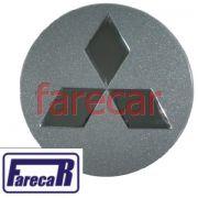 calota grafite do miolo central da roda Mitsubishi L200 Triton 2010 2011 2012 2013 2014 2015 10 11 12 13 14 15