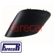 capa acabamento moldura da base do espelho retrovisor original Fiat Punto e Linea