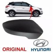 Capa do espelho retrovisor lado direito Hyundai Creta 2016 2017 2018 2019