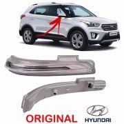 Lanterna de pisca seta da capa do espelho retrovisor direito Hyundai Creta 2017 2018