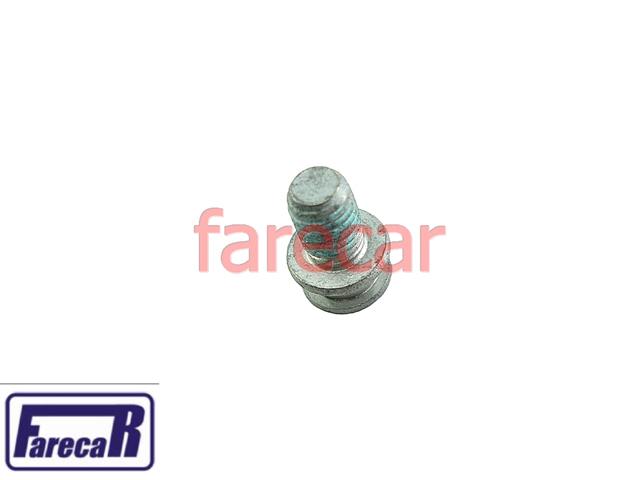 Kit Parafuso Barra Rack do Teto Golf 99 a 10 Bora GTI Original VW  - Farecar Comercio