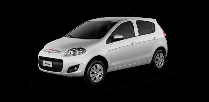 Capa lado esquerdo pintada de branco Banchisa do espelho retrovisor novo Fiat Palio G5 e Grand Siena 2012 2013 2014 2015 2016 2017 12 13 14 15 16 17   - Farecar Comercio