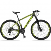 Bicicleta Aro 29 Dropp Z4X 21v Kit Shimano Freio a Disco Hidraulico