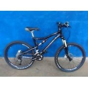 Bicicleta Cannondale RZ One Twenty  Full Suspension Usada