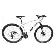 Bicicleta GTI Roma  Aro 29  BRANCO/PRETO