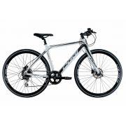 E-Bike OGGI 700C Lite Tour E-500 8V Pedal Assistido Branca