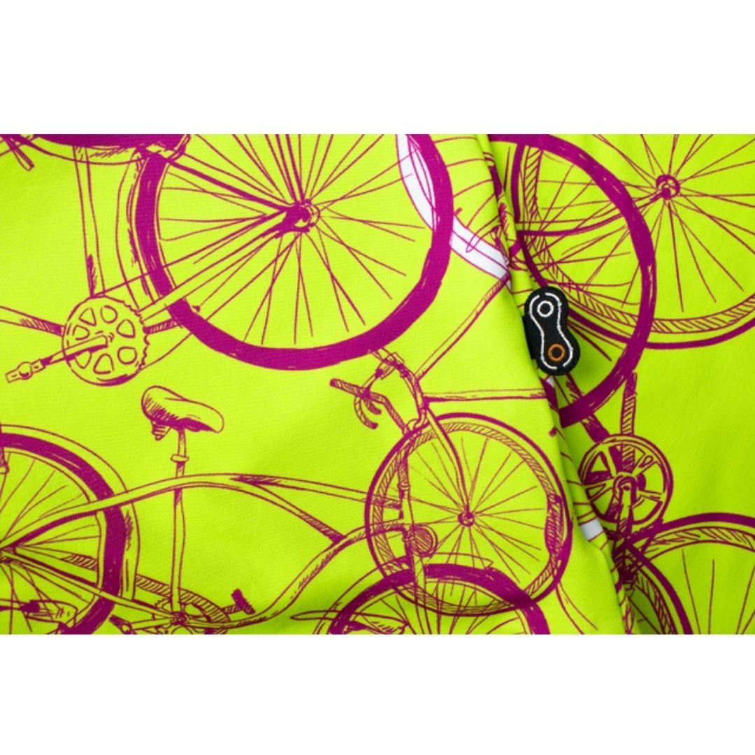 Bandana Márcio May - Funny Neon Bike