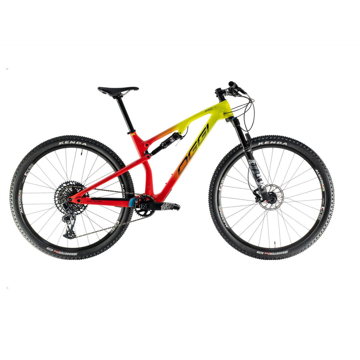 Bicicleta 29 Oggi CATTURA PRO T-20 Full  GX 2021 12v