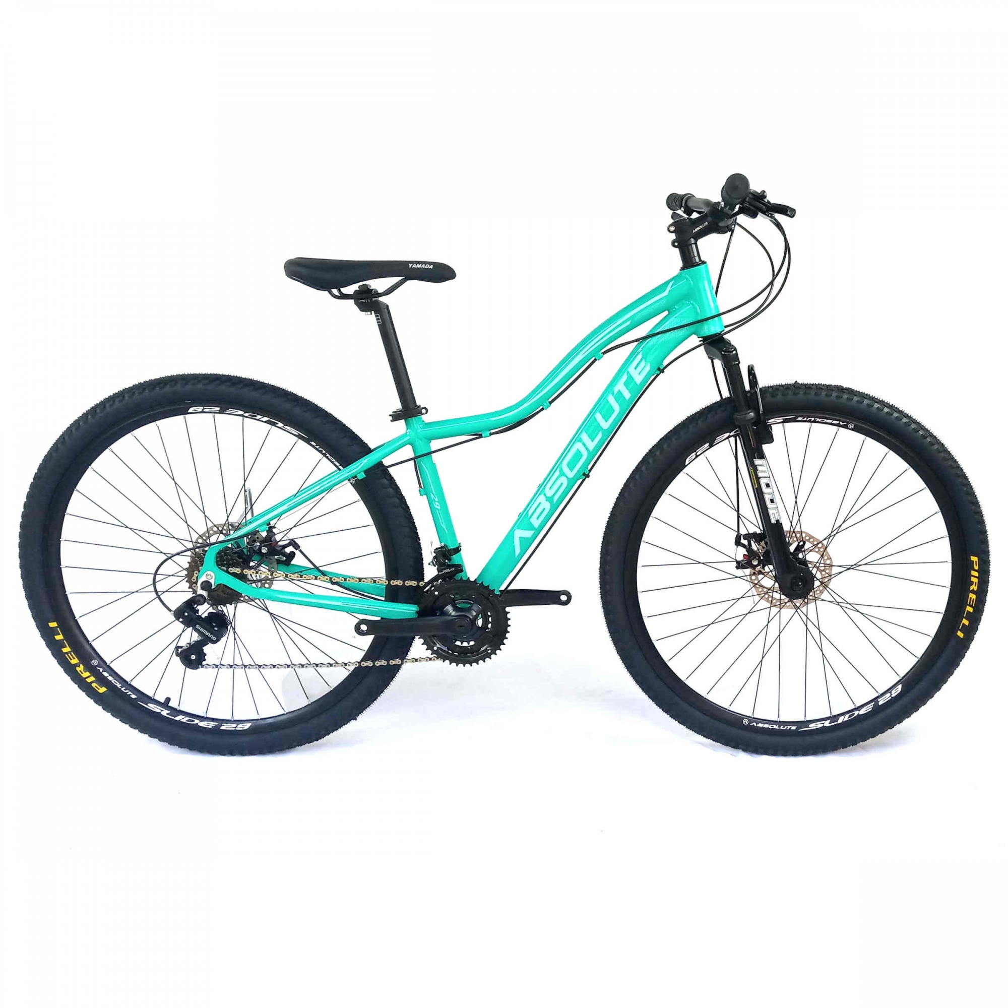 Bicicleta Absolute Hera Aro 29 Feminina  Azul