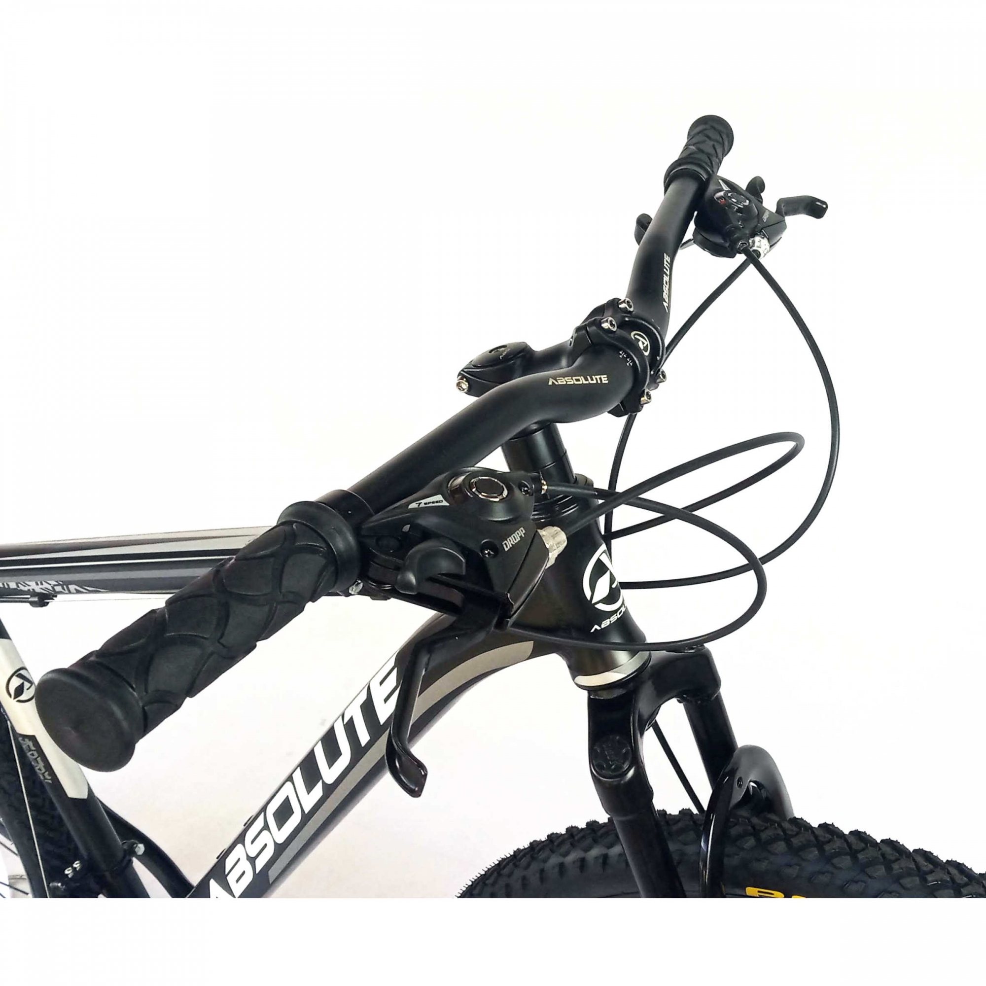Bicicleta Absolute Nero  Aro 29  Shimano Preto
