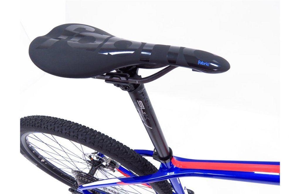 Bicicleta Caloi Elite Carbon Team XTR 2018