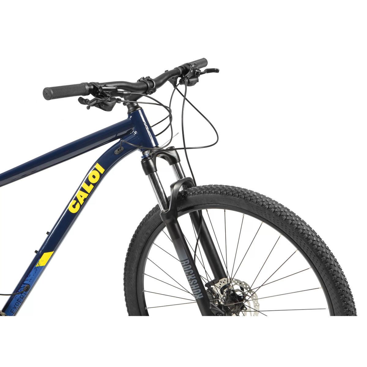 BICICLETA CALOI EXPLORER EXPERT 2021 AZUL