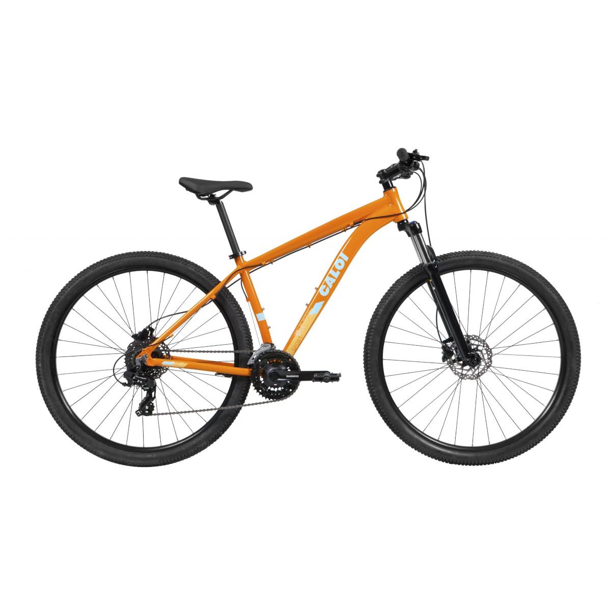 Bicicleta Caloi  Explorer Sport 2021 - Hidraulico  Amarelo