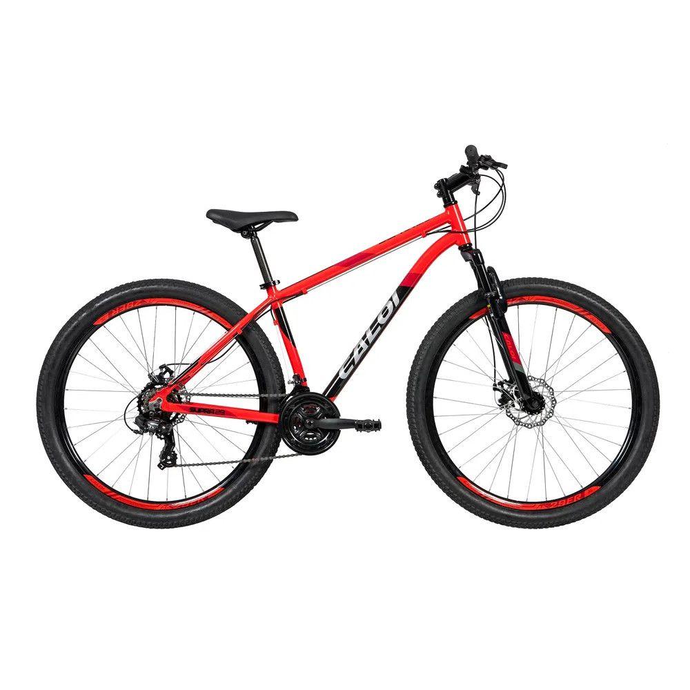 Bicicleta Caloi  Supra 29 21v 2019