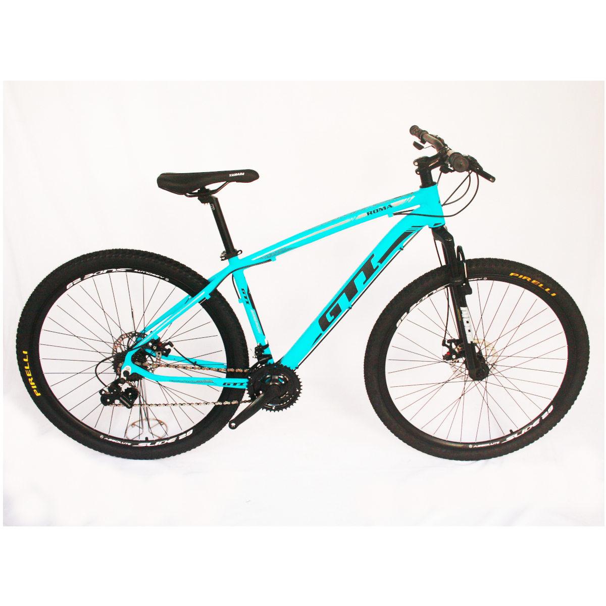Bicicleta GTI Roma  Aro 29  Azul