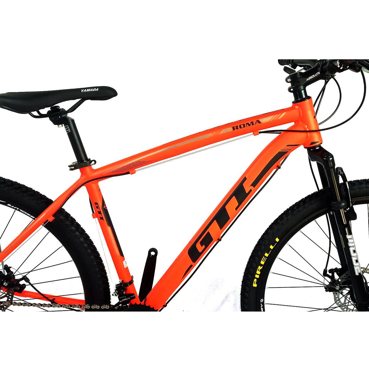 Bicicleta GTI Roma  Aro 29  Laranja