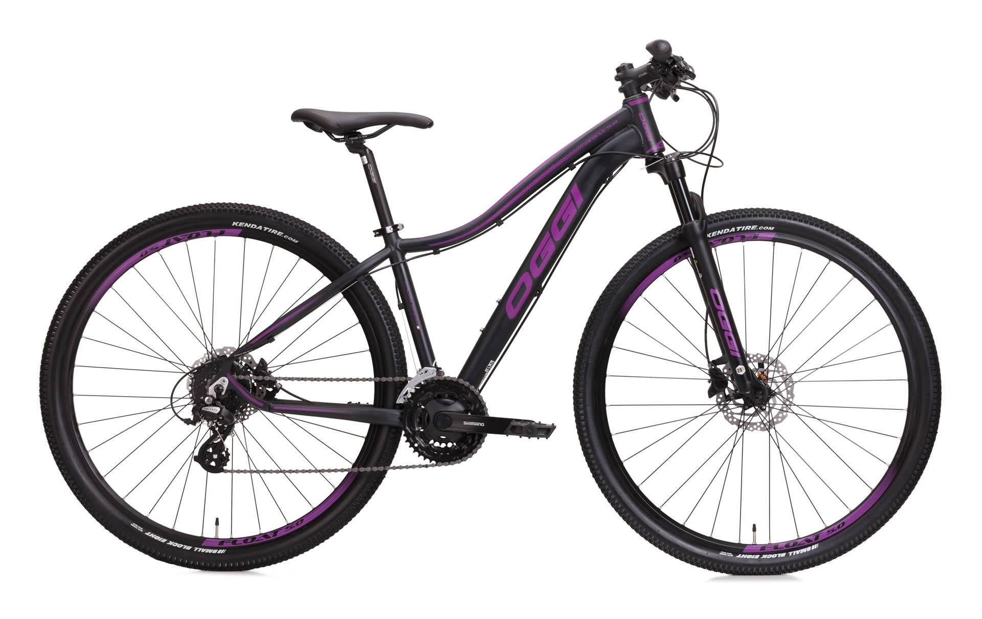 Bicicleta MTB Feminina Oggi Float 5.0