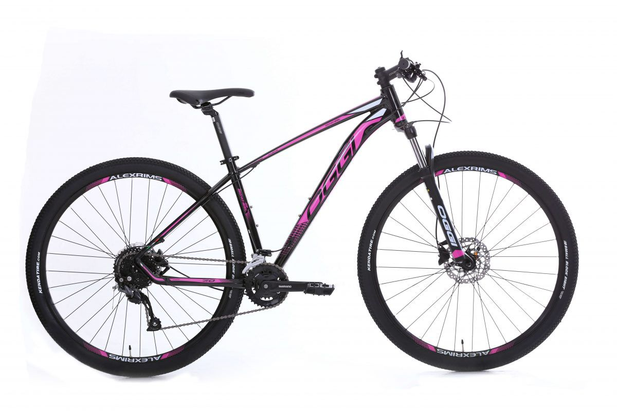 Bicicleta Oggi Big Wheel 7.0  18v 2020 aro 29 Pink