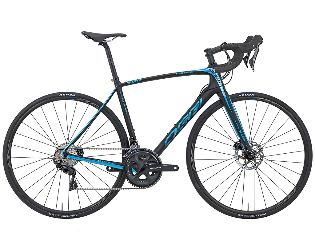Bicicleta Speed  Oggi Cadenza 500 Disc 2021