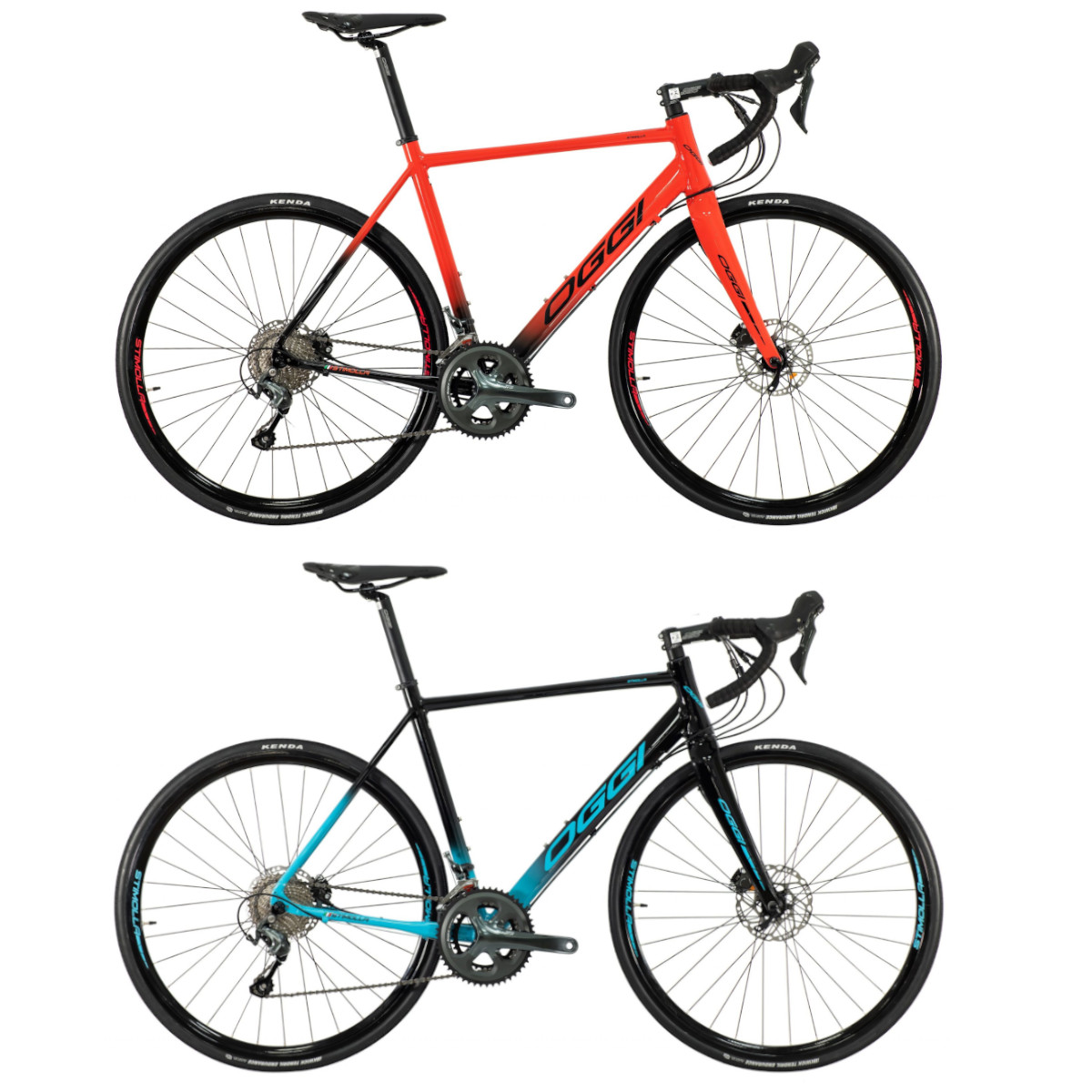 Bicicleta Speed  Oggi Stimolla Tiagra Disc 2021