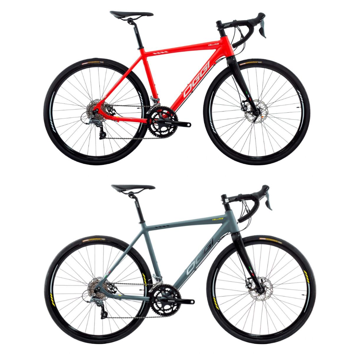 Bicicleta Velloce Disc 2022  Speed Freio a Disco