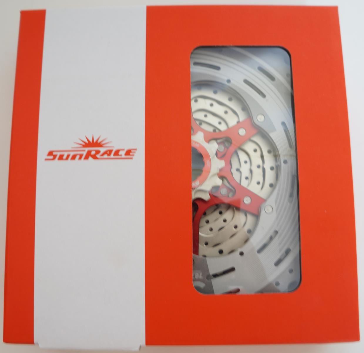 Cassete Sunrace 12 velocidades 10-50 Eagle
