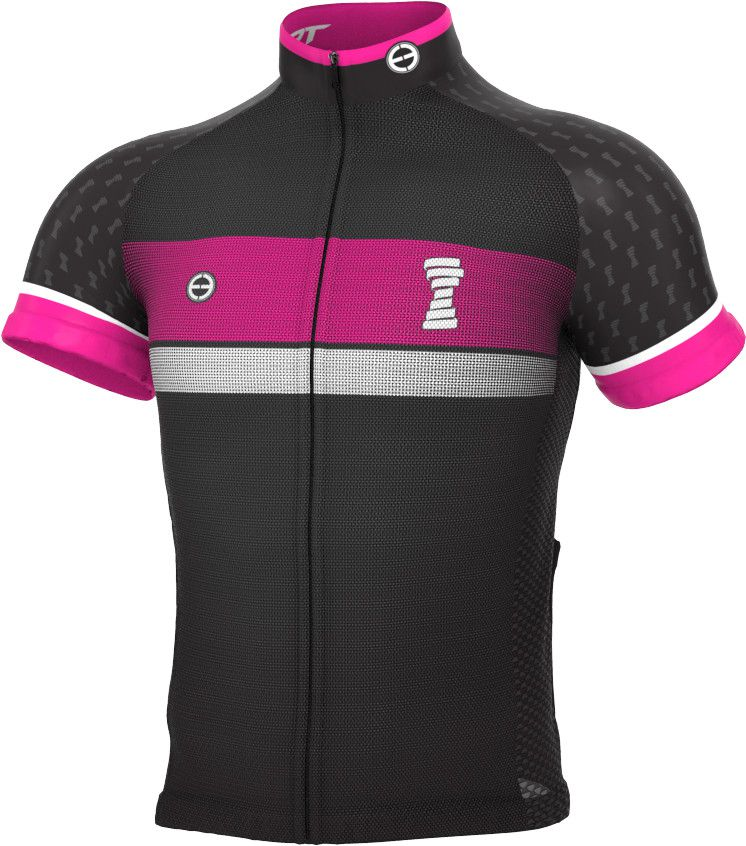 CAMISA CICLISMO ERT NOVA TOUR MC FIGHT FOR PINK