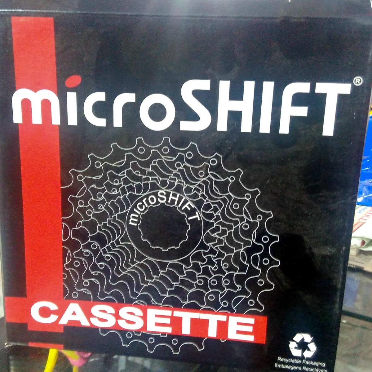 Cassete Microshift CS-H100 11/32 dentes