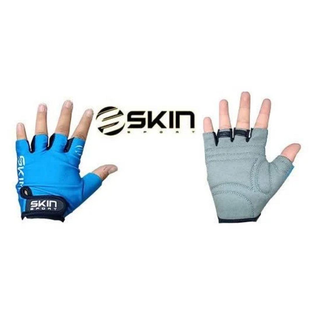 Luva Skin Sport Fun - Azul