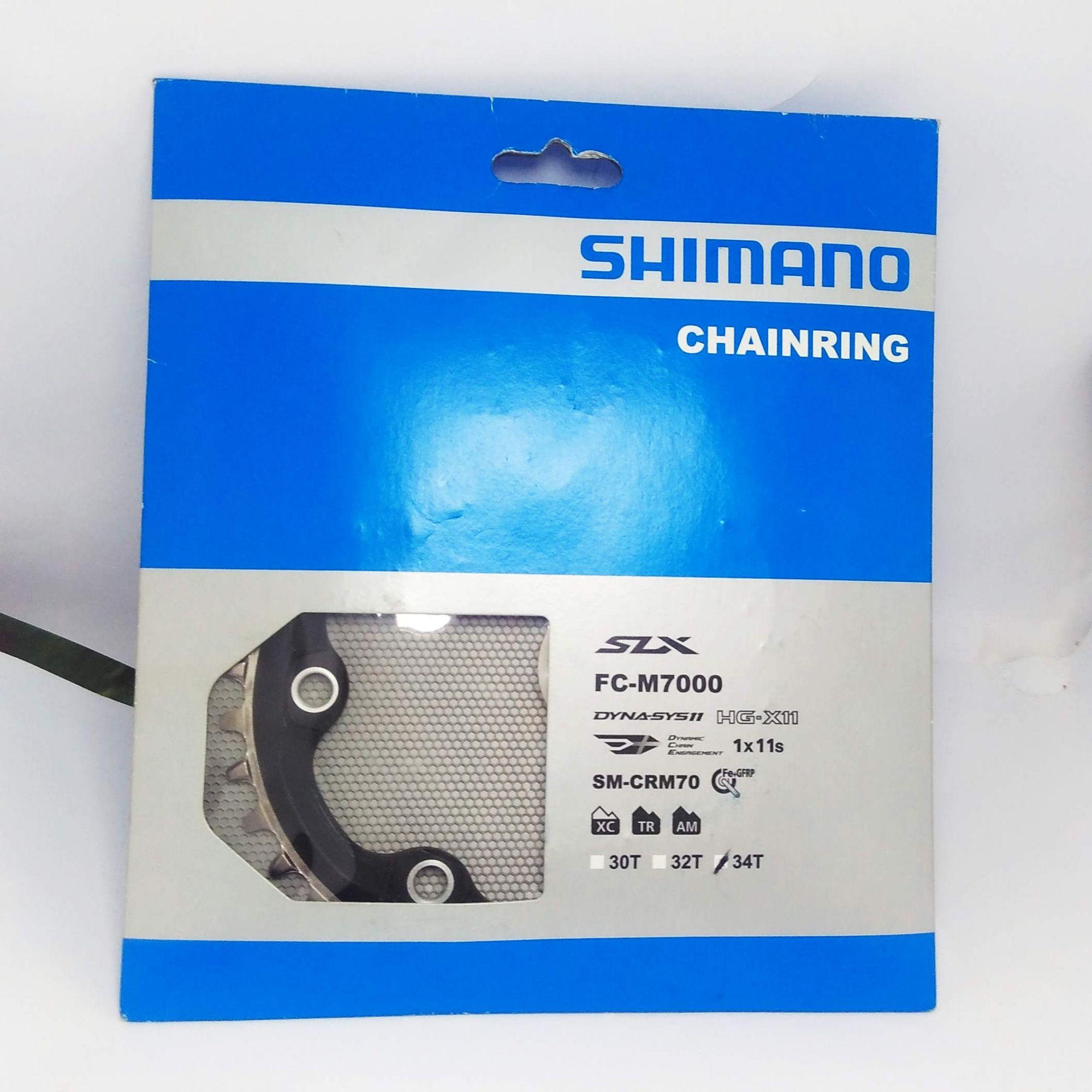 Coroa  Shimano SLX M700034 dentes 1x11