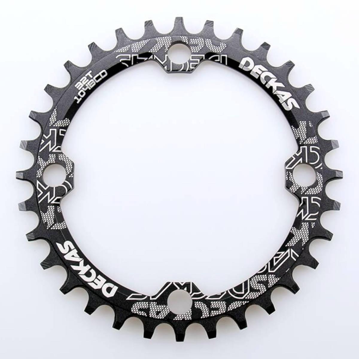Coroa única Deckas   BCD 104 aluminio