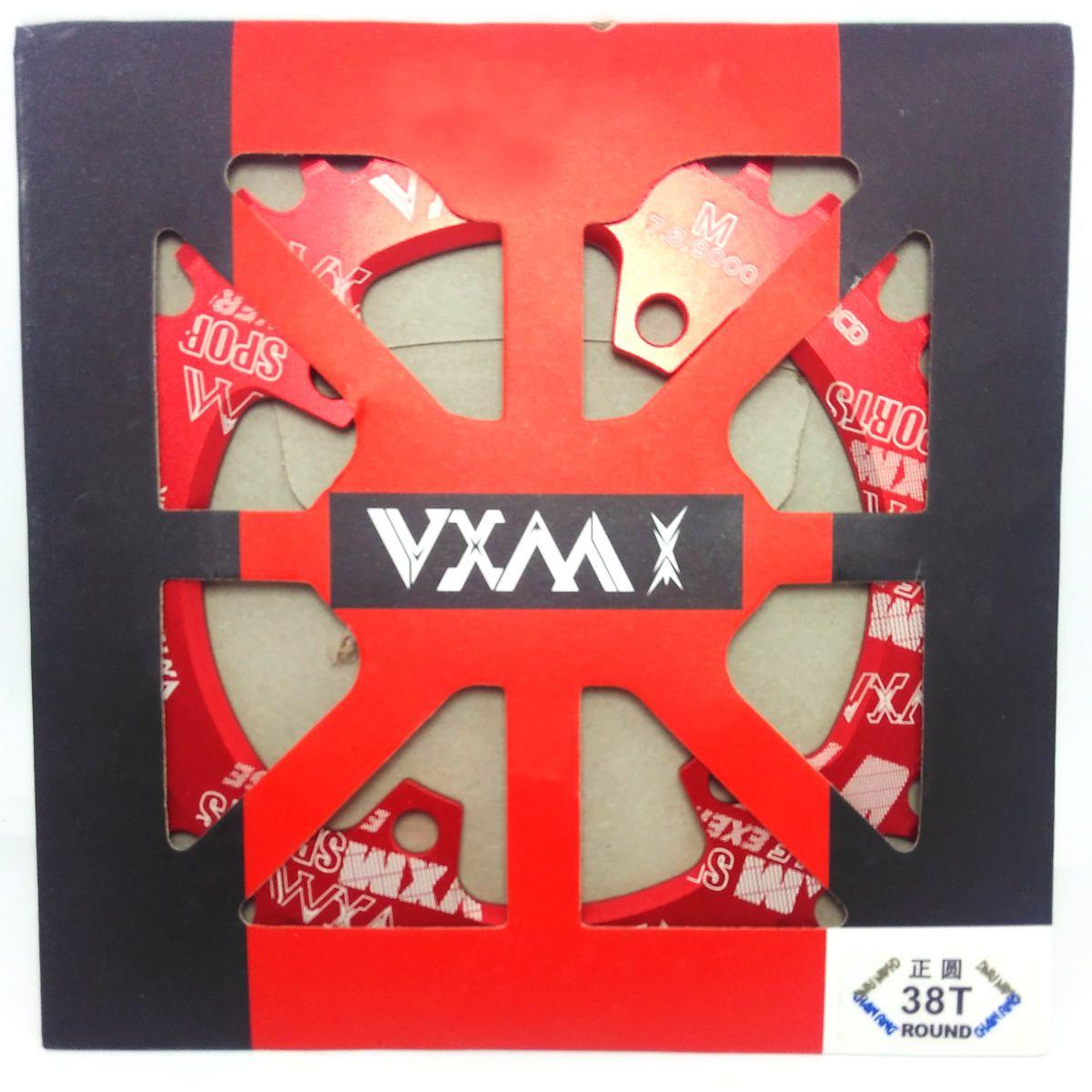 Coroa única Vxm 38 Dentes BCD 96mm  SLX XT e XT